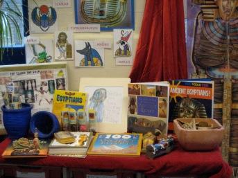 Classrook display 3E Nov 2008 012